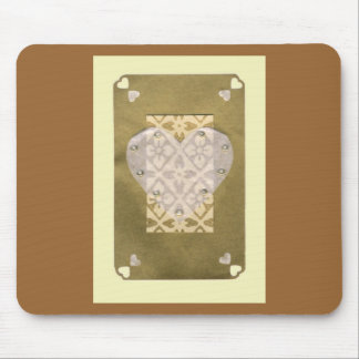 Love  Series  Collage - Heart # 11 Mouse Pad