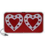 Love Series Collage Heart #13 Speaker System