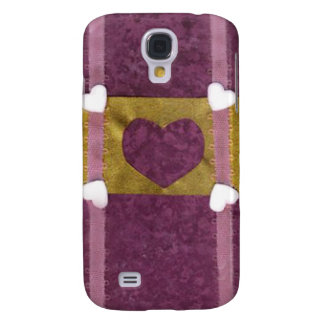 Love  Series  Collage - Heart # 16 Galaxy S4 Case