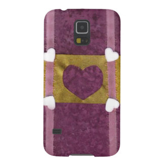 Love  Series  Collage - Heart # 16 Galaxy S5 Covers