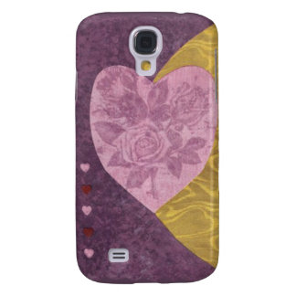 Love  Series  Collage - Heart # 21 Samsung Galaxy S4 Cover