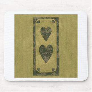 Love  Series  Collage - Heart # 26 Mouse Pad
