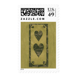 Love  Series  Collage - Heart # 26 Stamps