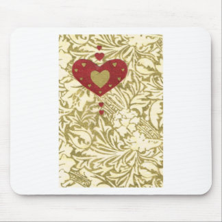 Love  Series  Collage - Heart # 32 Mouse Pad