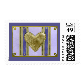 Love  Series  Collage - Heart # 35 Stamps