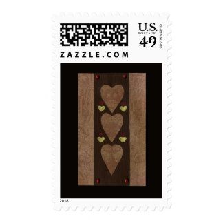 Love  Series  Collage - Heart # 49 Stamps