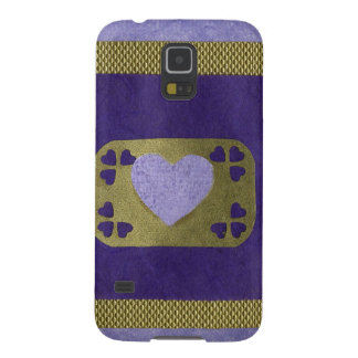 Love  Series  Collage - Heart # 4 Case For Galaxy S5