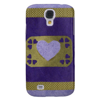 Love  Series  Collage - Heart # 4 Galaxy S4 Cases