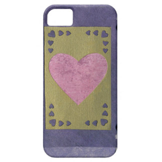 Love  Series  Collage - Heart # 7 iPhone 5 Cases