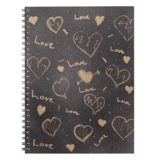 Love Series Journal/Notepad Notebook