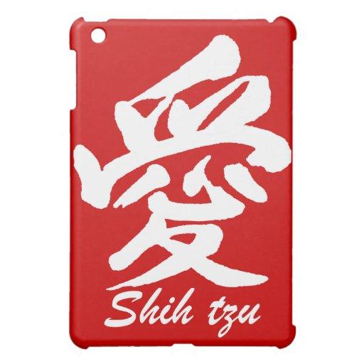 love shih tzu iPad mini covers