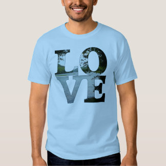 Love shirt - adult large