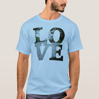 Love shirt - adult large