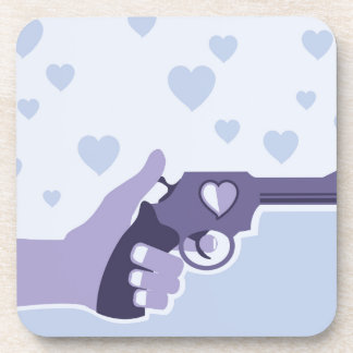 Love Shot vector Coaster