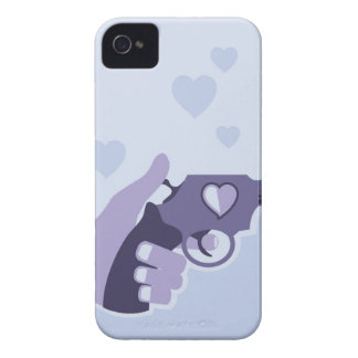 Love Shot vector iPhone 4 Case-Mate Cases