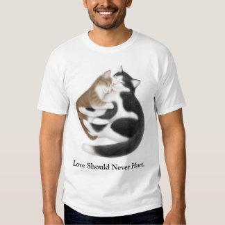 Love Should Never Hurt T-Shirt