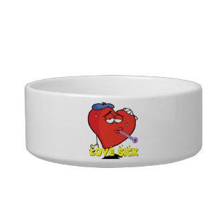 Love Sick Hearts Bowl
