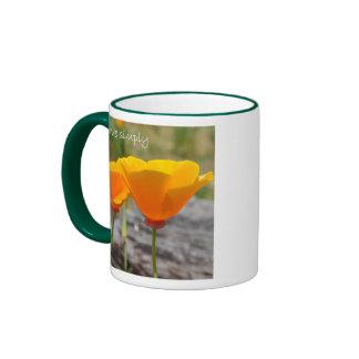 Love Simply Coffee Mugs