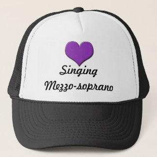 Love Singing Mezzo-soprano Hat