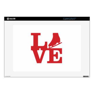 Love Skate Laptop Skin