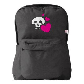 Love Skull Backpack