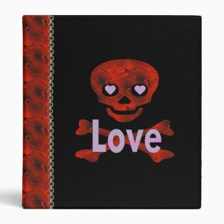 Love Skull Binder