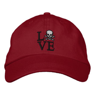 Love Skull Cap