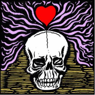 Love_Skull Cutout
