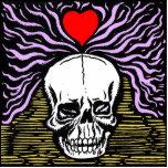 Love_Skull Esculturas Fotográficas