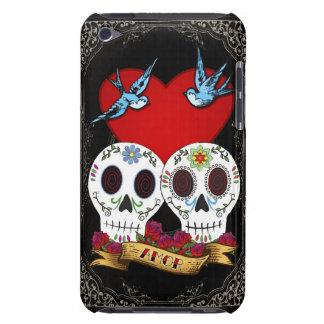 Love Skulls Case-Mate iPod Touch Case