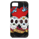 Love Skulls iPhone 5 Cover