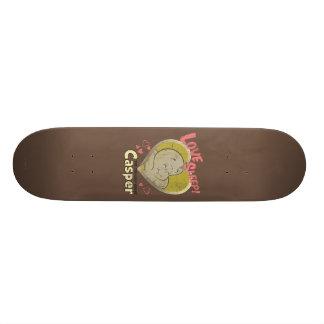 Love Sleep Skateboard Deck