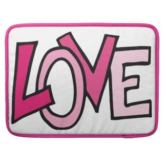 Love Sleeve For MacBook Pro