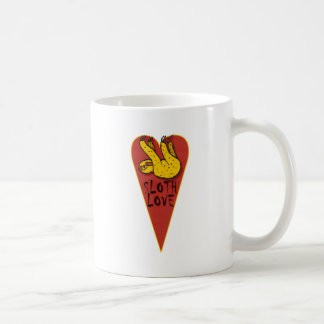 Love Sloth Coffee Mug