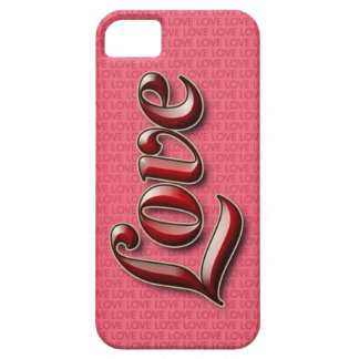 Love Smartphone Case for iPhone 5/5S
