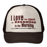 Love Smell of Gas Red Hat