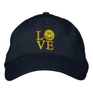 LOVE Smiley Cap