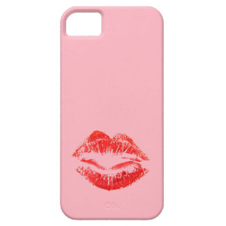 Love, Smooches, Kisses, Lips iPhone SE/5/5s Case