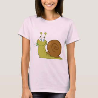 Love Snail T-Shirt
