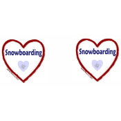 Love Snowboarding mug