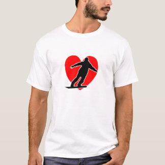 Love Snowboarding T-Shirt