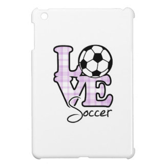 Love Soccer Cover For The iPad Mini