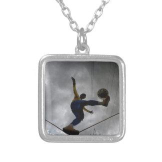 love Soccer Custom Necklace