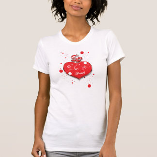 Love Soda Heart T-Shirt