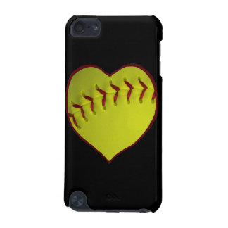 Love Softball iPod Touch (5th Generation) Cover