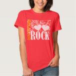 Love: Solid as a Rock Design T-Shirt