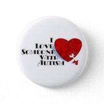 Love_someone Pinback Button
