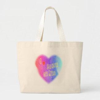 love someone w autism 2 bag