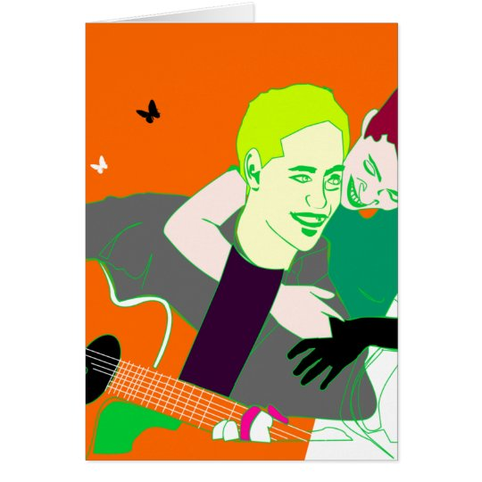 Love song card