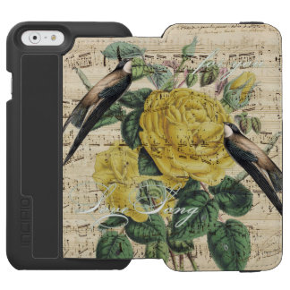 Love Song iPhone 6/6s Wallet Case